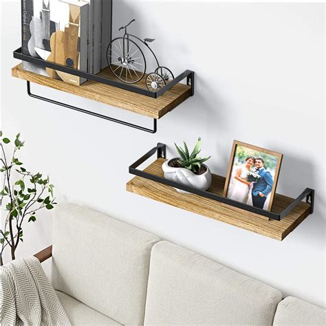 Bremen Wall Floating Shelf