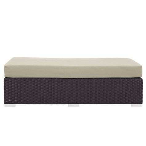 Brentwood Ottoman with Cushion