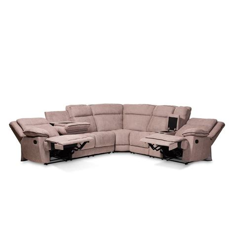Brevard Reclining Sectional
