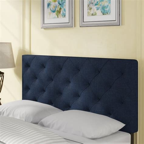 Bria Upholstered Panel Headboard