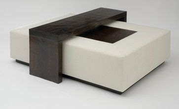 Bridge Cocktail Ottoman