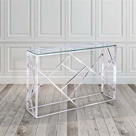 Brigantine Console Table