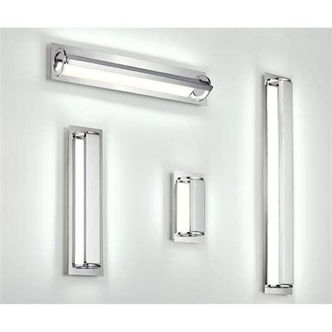 Brigman Architectural Directional 1-Light White LED Bath Sconce