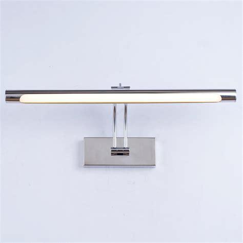 Briley Rectangular 1-Light Glass LED Bath Bar