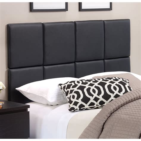 Bristol Woods Upholstered Panel Headboard
