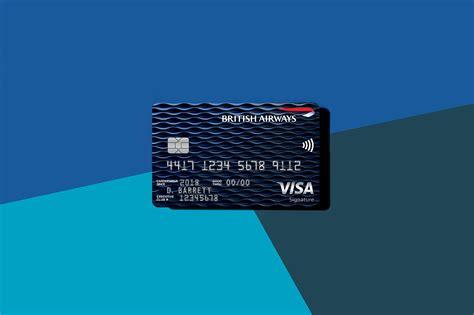 Expedia Credit Card Visa British Airways Credit Card Review Earn More Avios