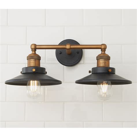 Brockway 2-Light Vanity Light