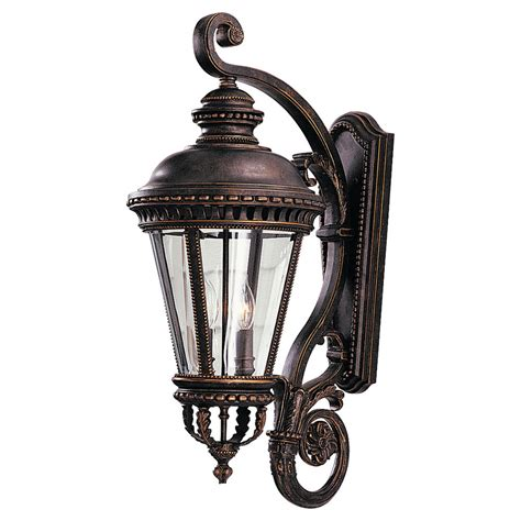 Bronze Outdoor Sconce  Ebay.