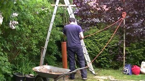 Brunnen Selber Bohren Anleitung