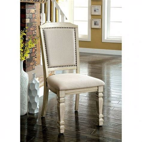 Brunon Transitional Dining Chair (Set of 2)