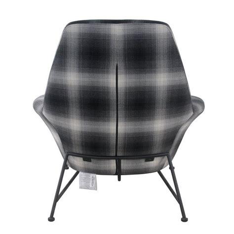 Bryant Plaid Armchair