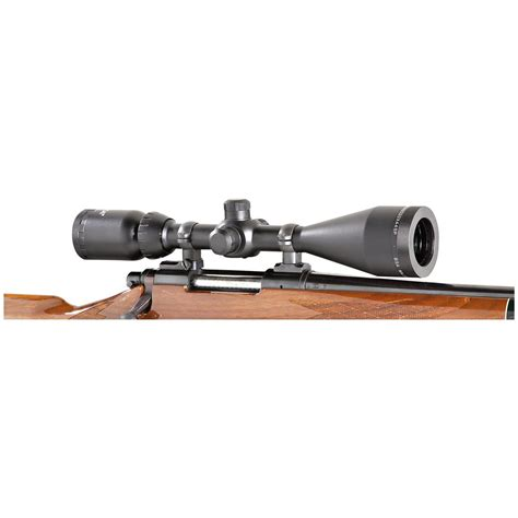 Rifle-Scopes Bsa Optics Majestic Rifle Scope 6.5-20x44.