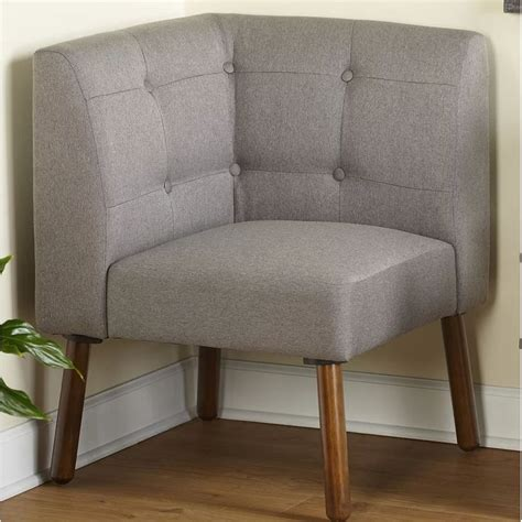 Bucci Corner Slipper Chair
