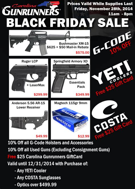 Buds-Gun-Shop Buds Gun Shop Black Friday Deals 2014.