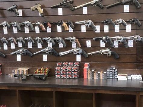 Buds-Gun-Shop Buds Gun Shop Show Room.