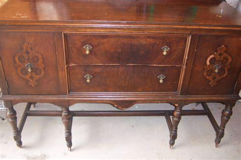 Buffet Vintage Scandinave Buffet Vintage  2 Portes  4 Tiroirs  Quilda Bois Clair