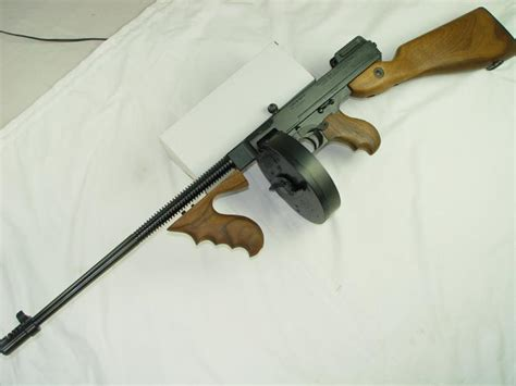 Tommy-Gun Build A Real Tommy Gun.