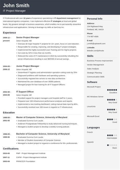 build a professional resume free resume template free resume free resume builder resume builder super resume