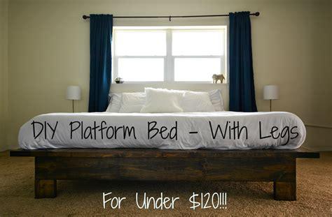 Build A Bed Platform