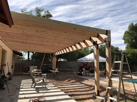 Build A Covered Deck