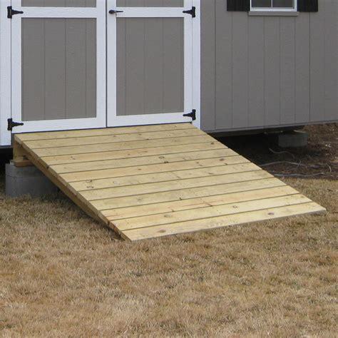 Build A Garage Ramp