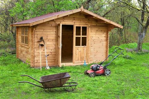 Build A Shed Cost
