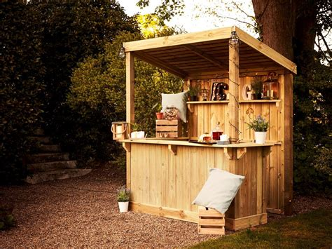 Build An Outdoor Bar