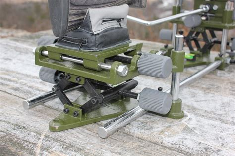 Build Bench Rest For Shooting