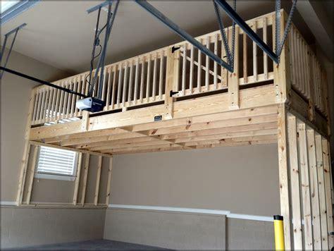 Build Garage Loft
