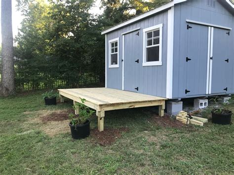 Build Small Shed