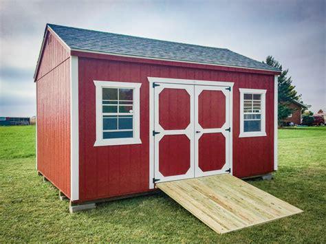 Build Storage Sheds In Va