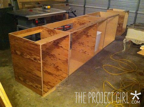Build Your Own Cabinet Plans