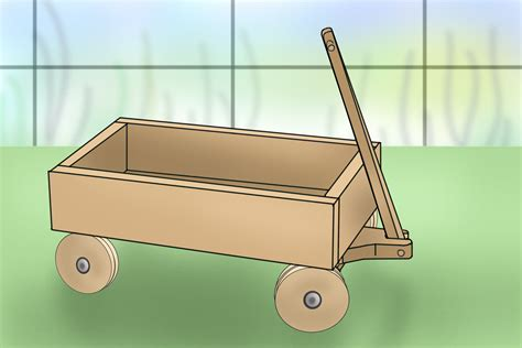 Build Your Own Kids Wagon