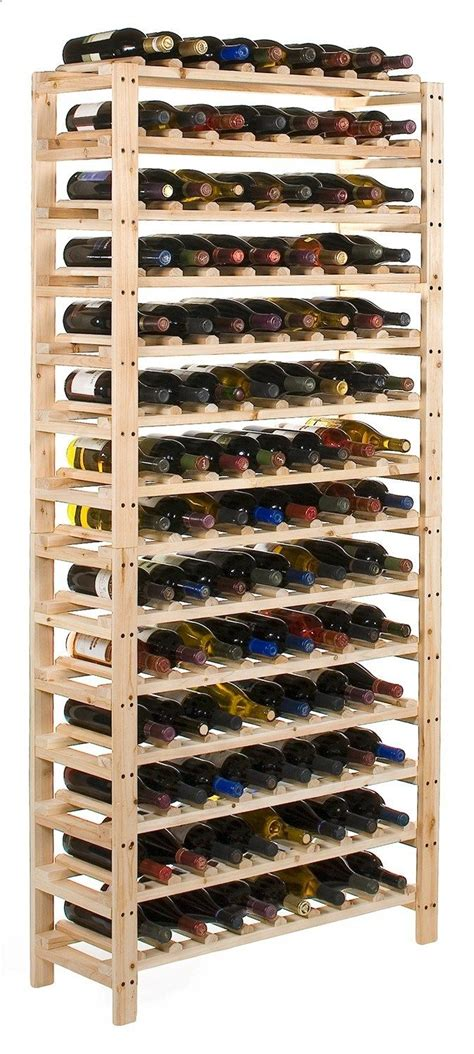 Build Your Own Wine Rack Plans