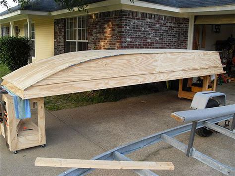 Building A Jon Boat From Plywood