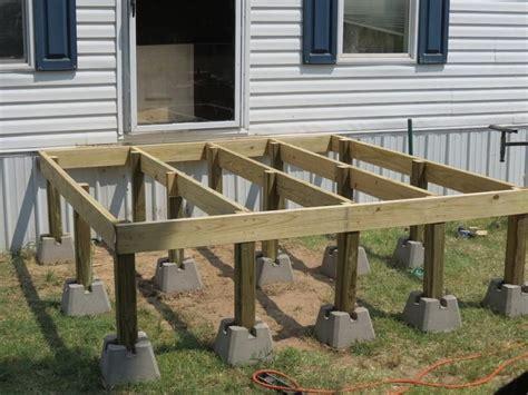 Building A Simple Deck