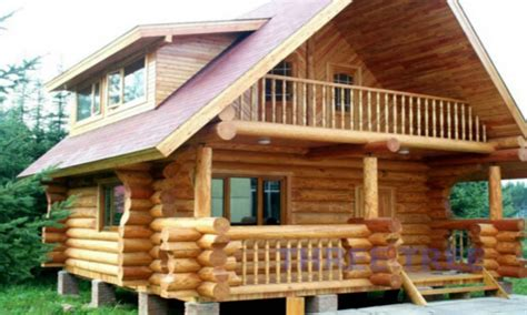Building A Small Wooden House