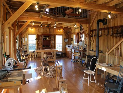 Building A Woodworking Workshop