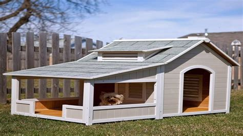 Building Plans For Dog House