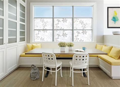 Built In Banquette Seating Plans