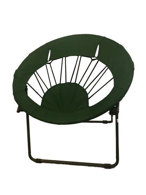 Bungee Folding Dorm Papasan Chair