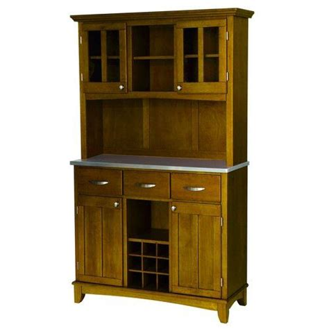 Bunny Traditional China Cabinet