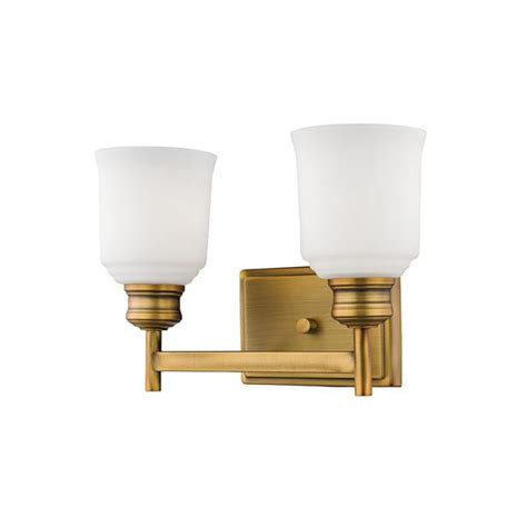 Burbank 2-Light Vanity Light