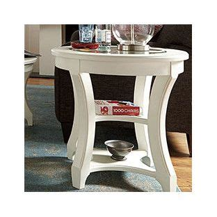 Burchett Chairside Table