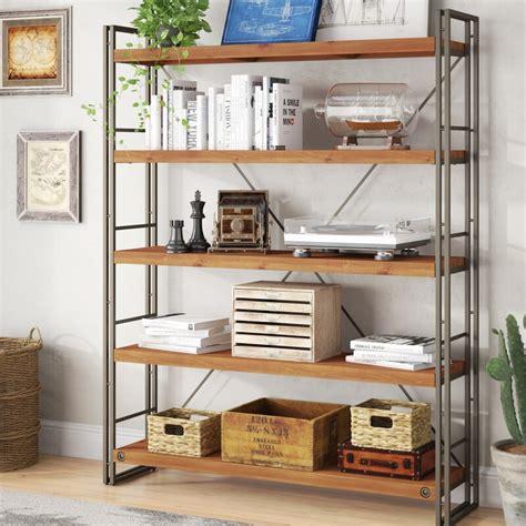 Burgess Etagere Bookcase
