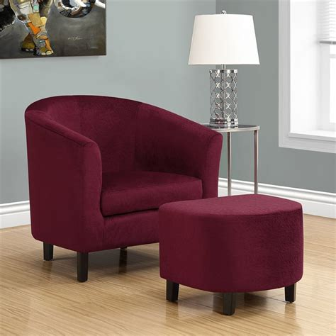 Burhall Barrel Chair and Ottoman