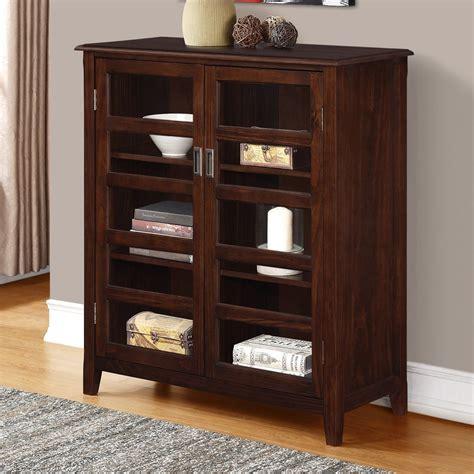 Burlington Medium Storage Accent Cabinet