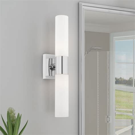 Burnwood 2-Light Bath Bar