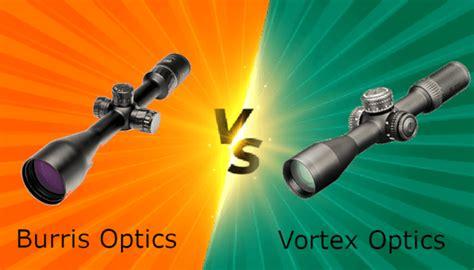 Vortex-Scopes Burris Vs Vortex Scopes.