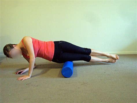 bursitis of the hip stretching exercises foam roller